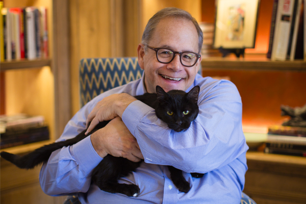 The Ever-Innovative Phil Raskin & His Legacy for Animals | PAWS in